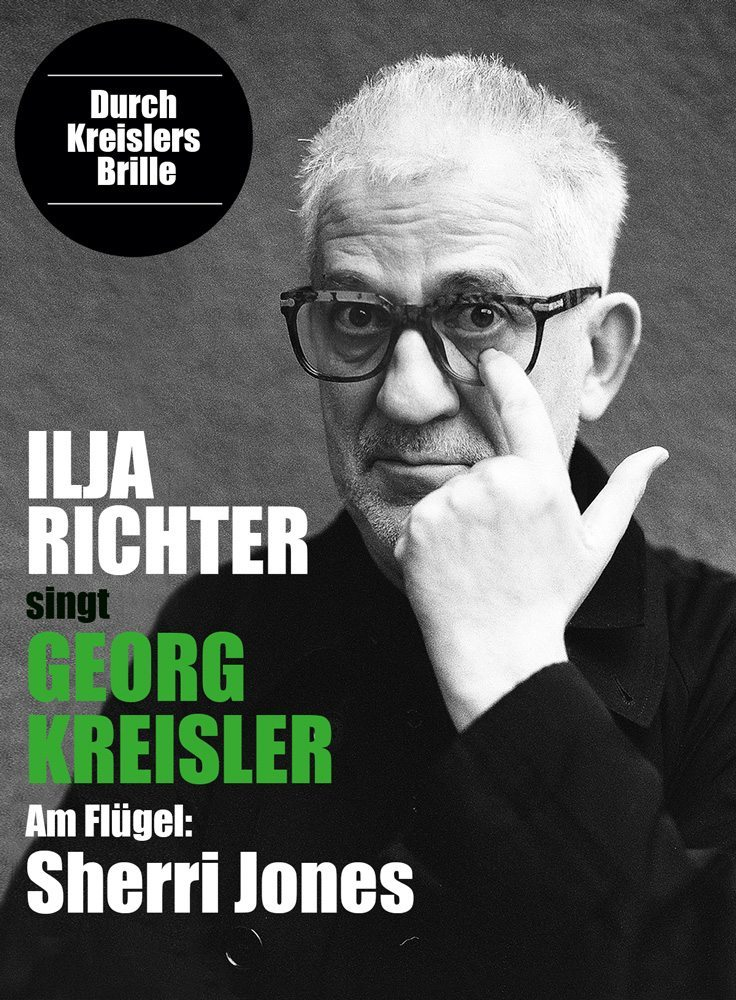 Ilja Richter singt Georg Kreisler