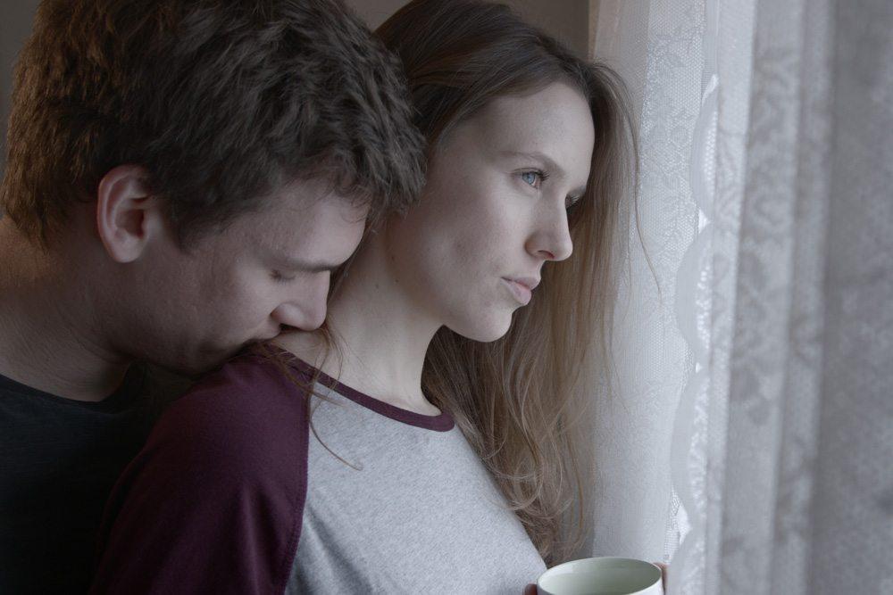 Barbro Nina Viefhaus spielt die Freundin eines Süchtigen