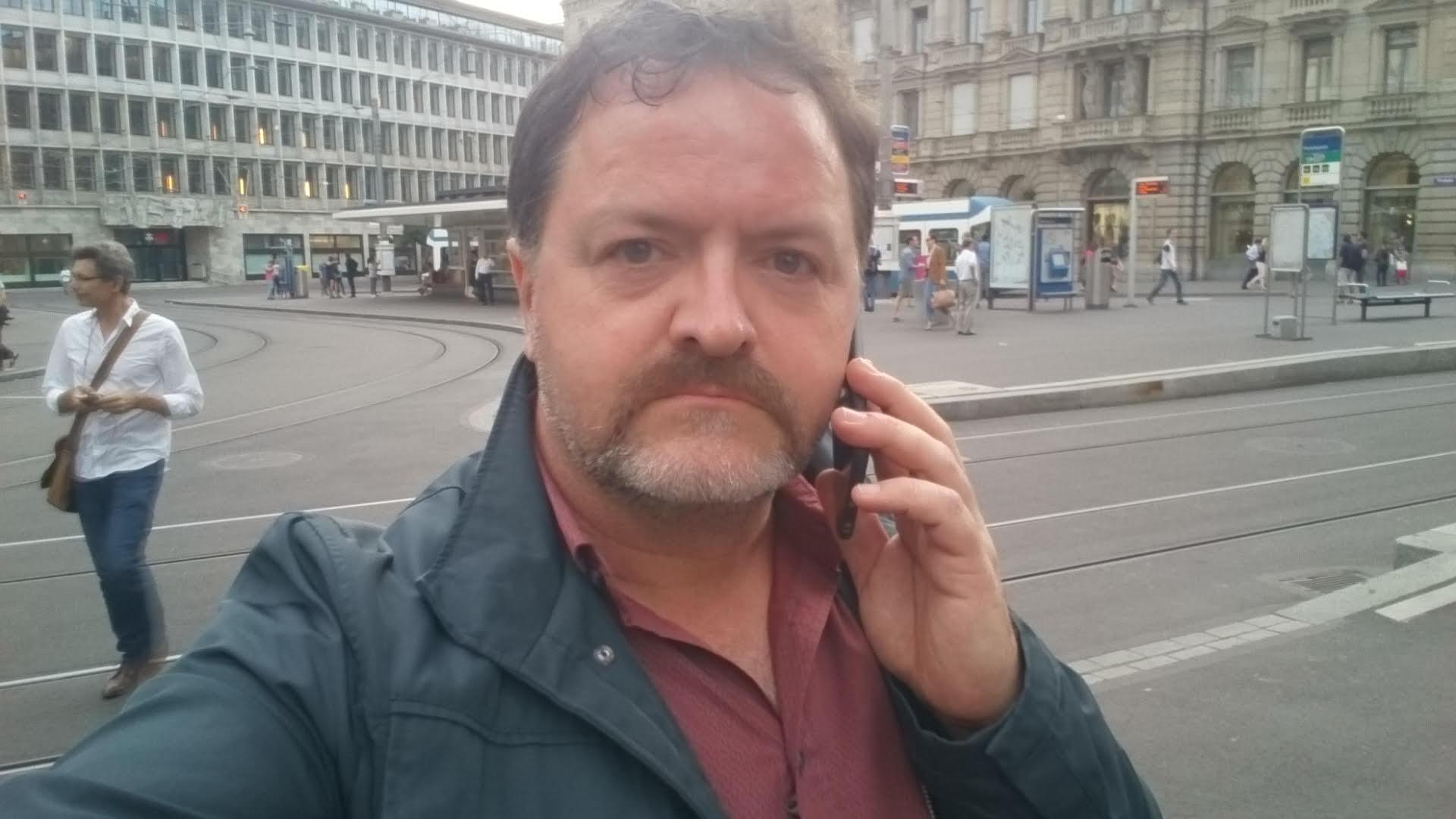 Jörg Westphal im ZUERICH KRIMI