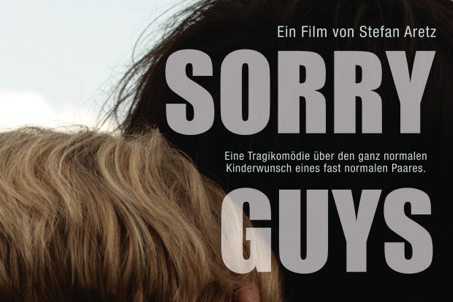 Sorry Guys Plakat
