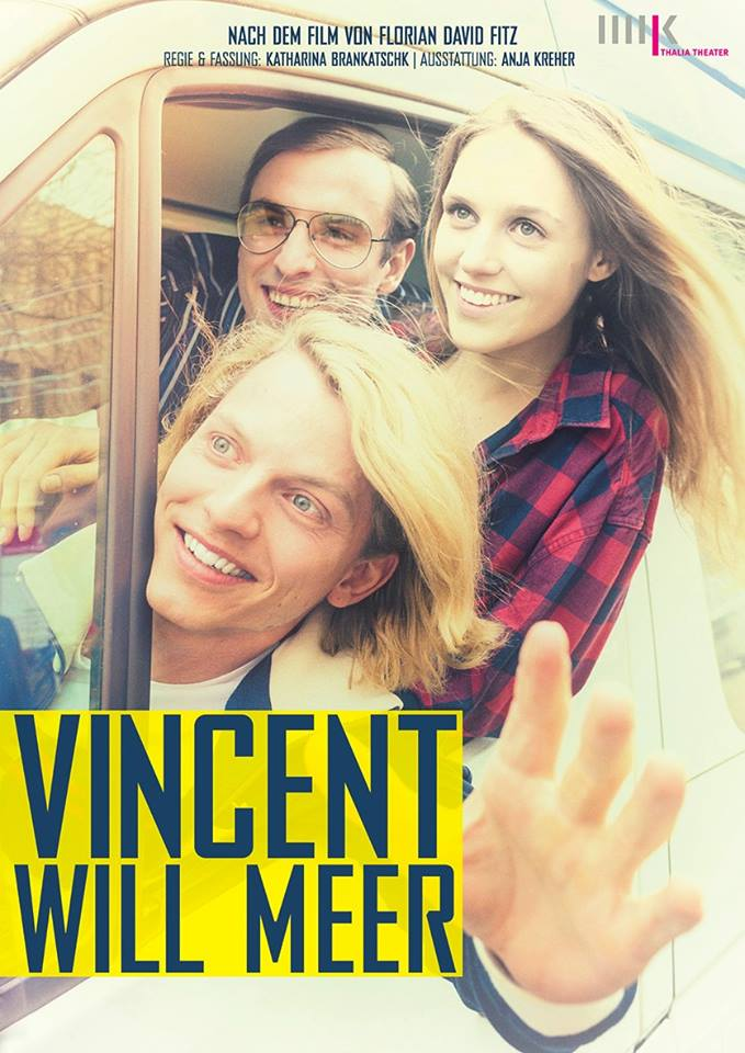 Vincent will Meer Plakat