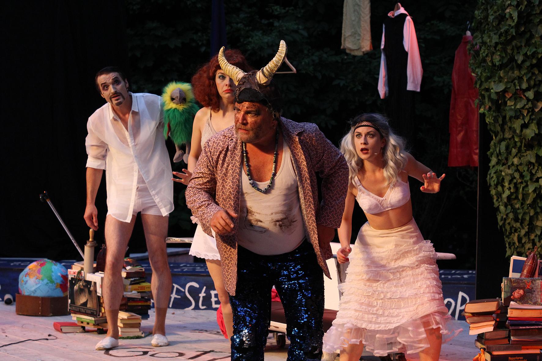 Andreas Klaue als Faust