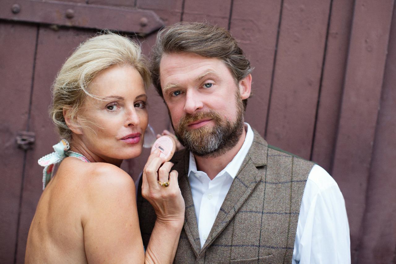Mathias Harrebye-Brandt und Claudia Neidig