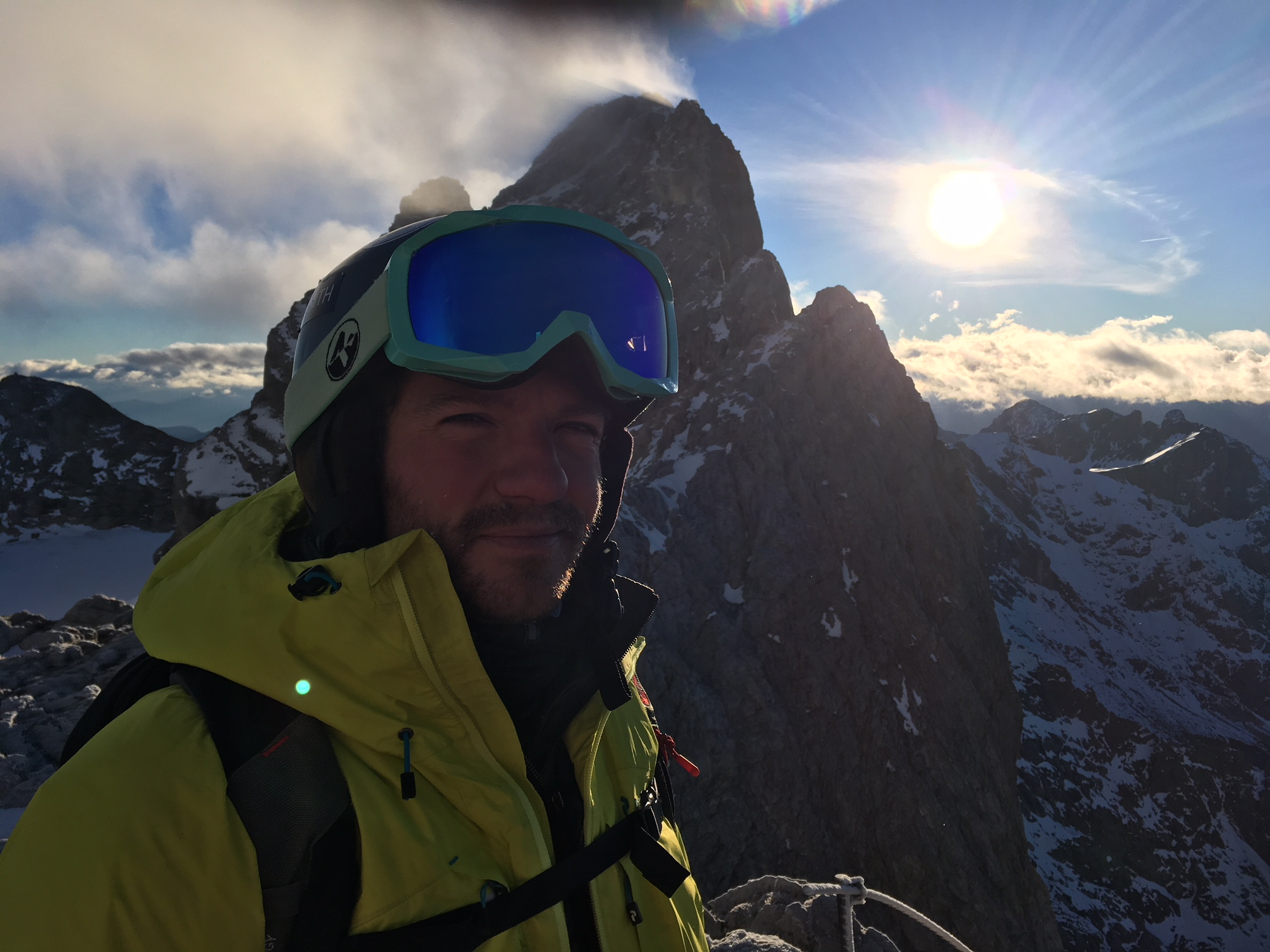 Clément Guyot - Abenteuer in eisiger Höhe