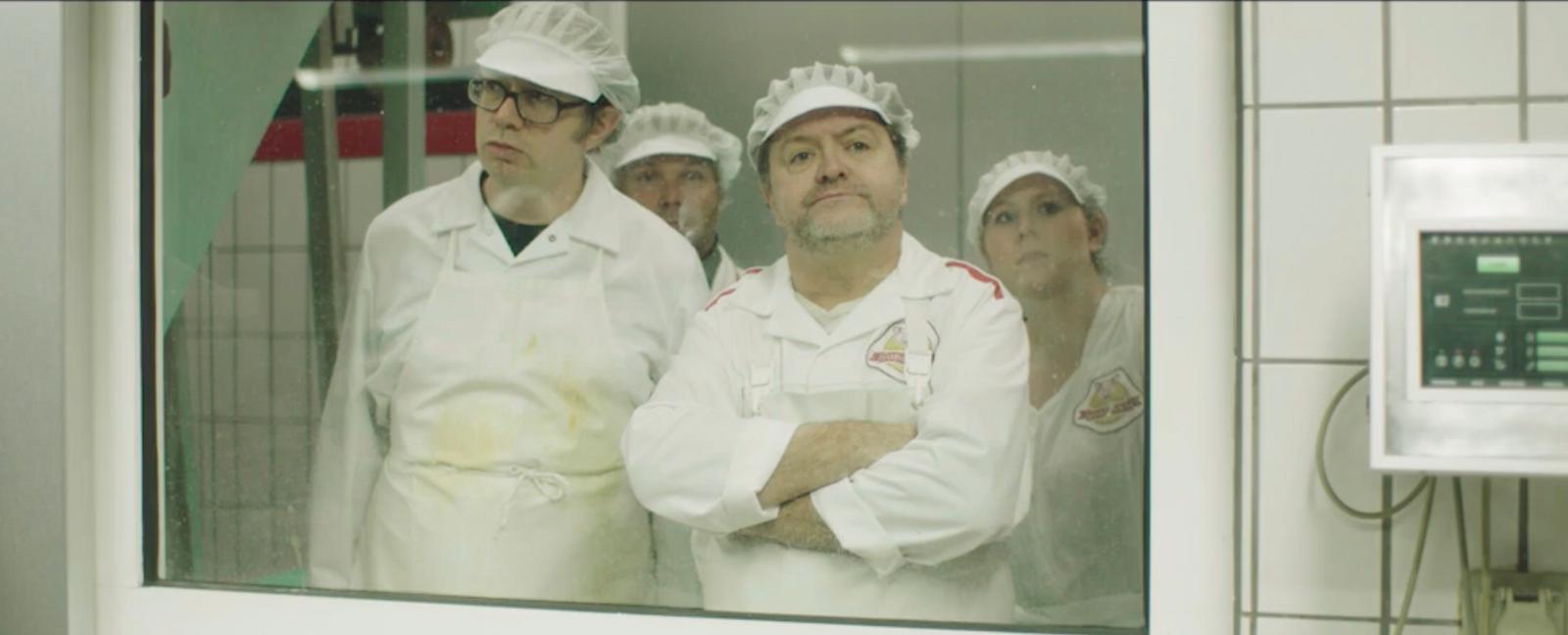 Jörg Westphal in der neuen Primetime Action-Comedy-Serie