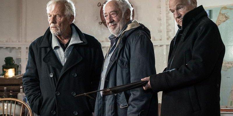 """Dieter Hallervorden in """"Sievers und die Tote im Strandkorb"""""""