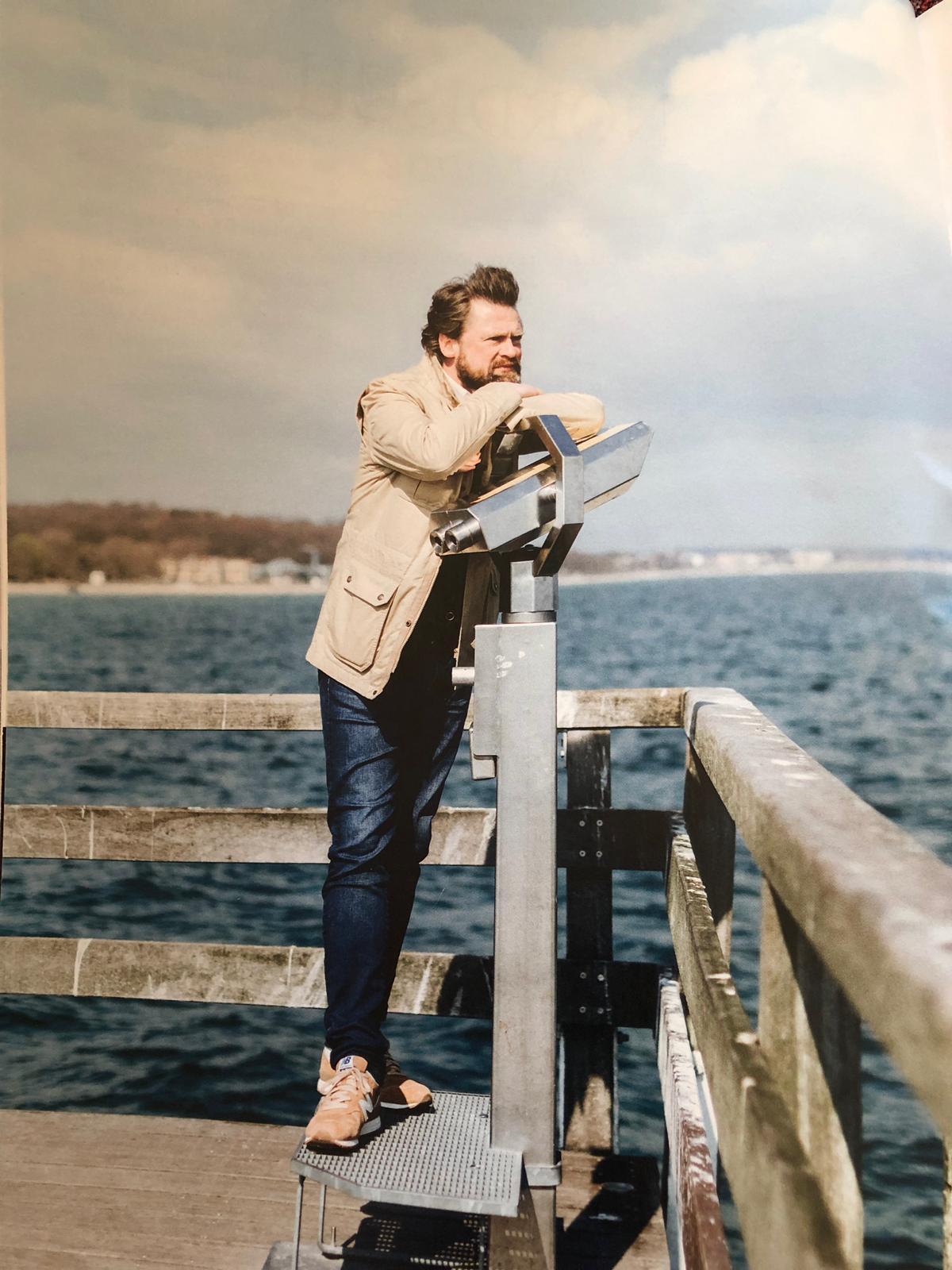 """Mathias Harrebye-Brandt: """"Ich bin ein richtiges Grenzlandkind"""""""