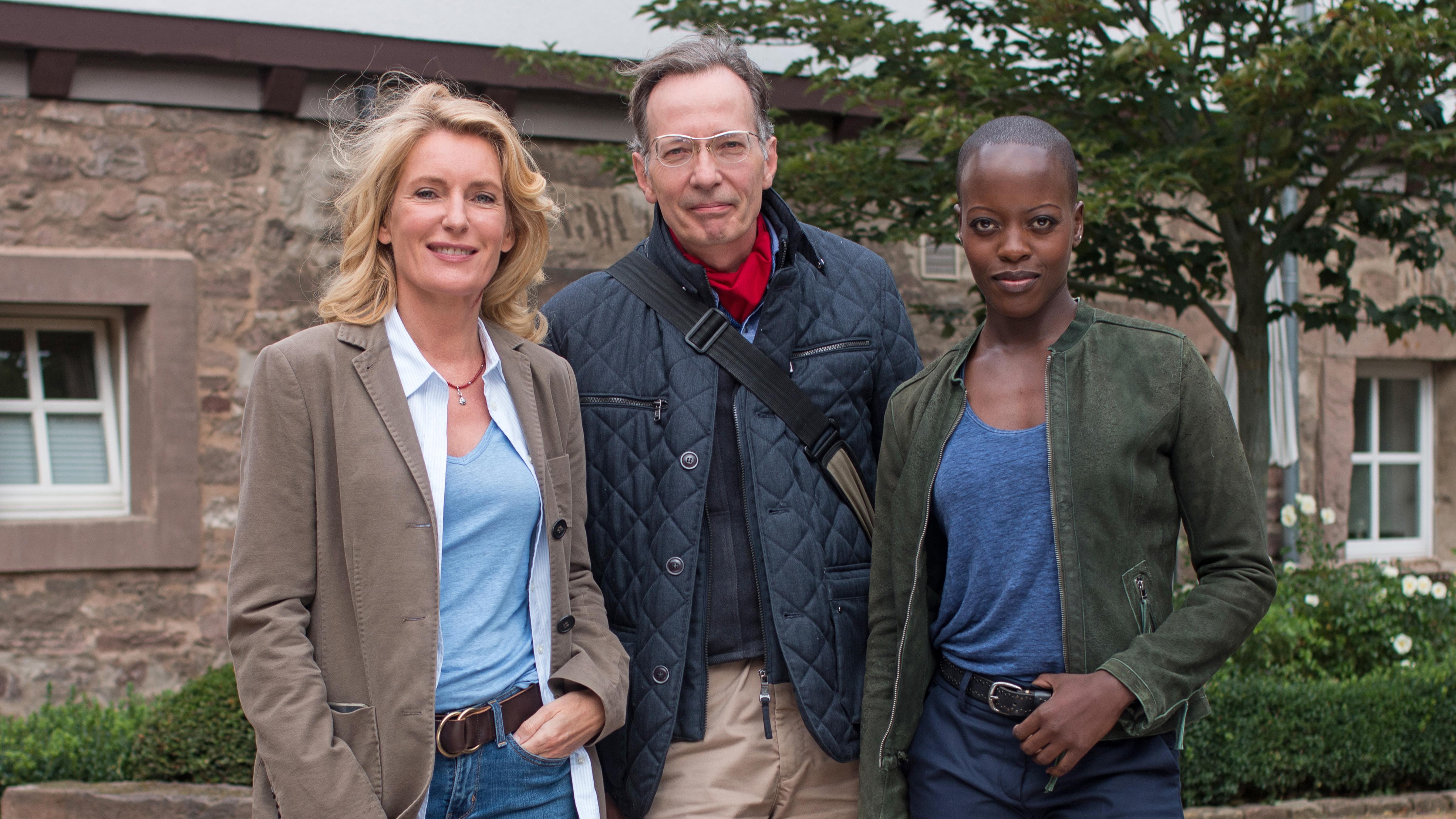 Roland Wolf dreht wieder mit Maria Furtwängler und Florence Kasumba