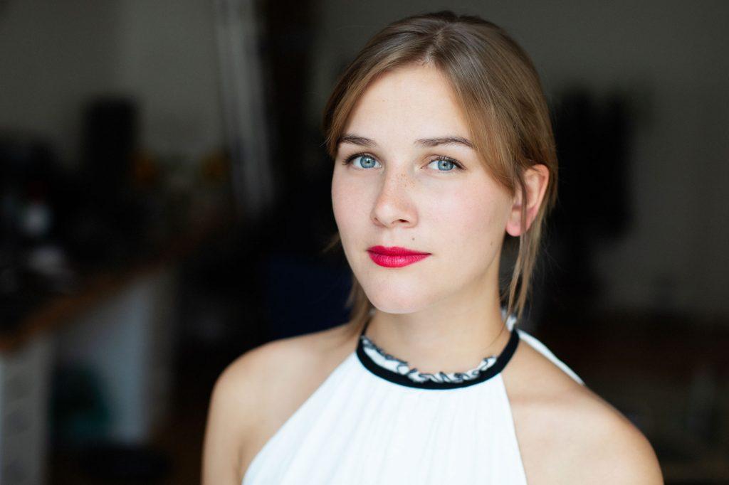 Sängerin Lea Freund