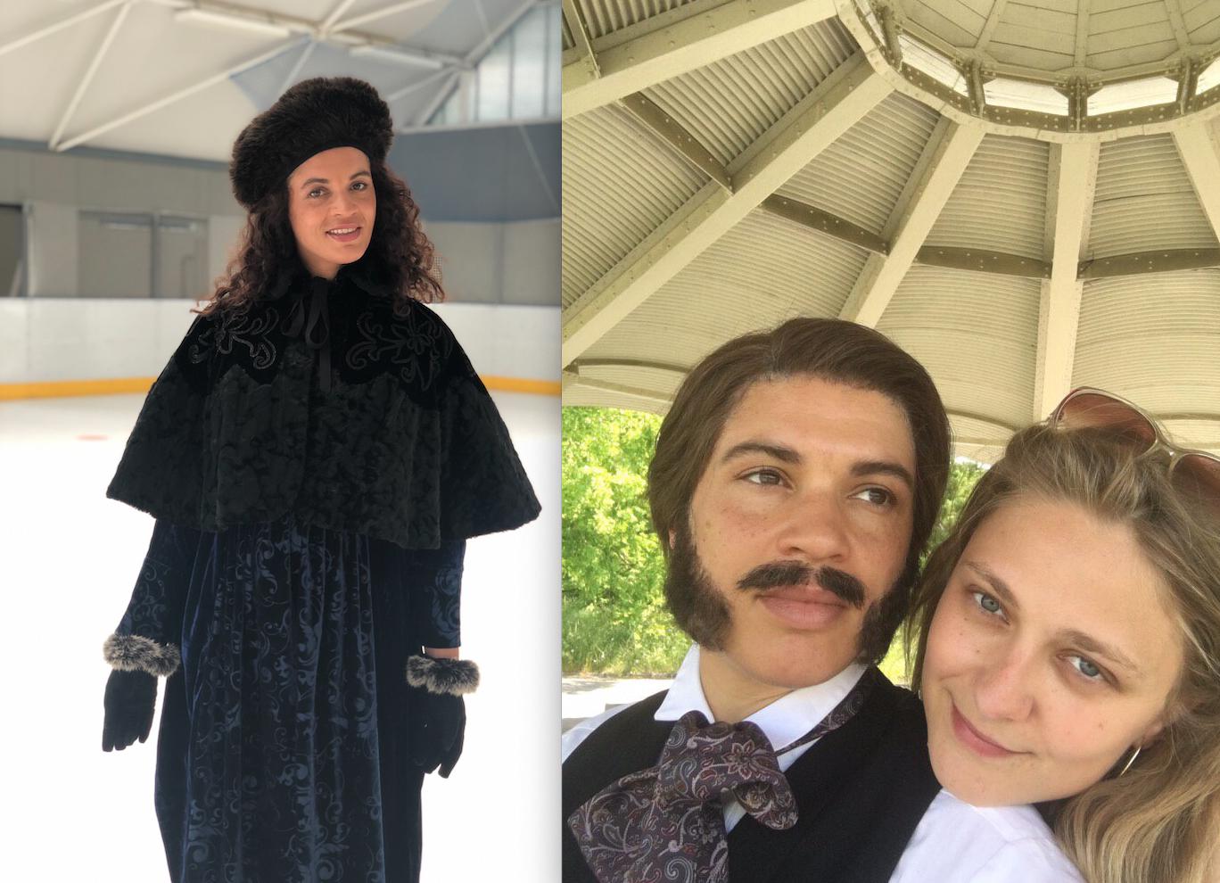"""Isabelle Redfern hat am 5. September mit """"Orlando"""" Premiere an der Berliner Schaubühne"""
