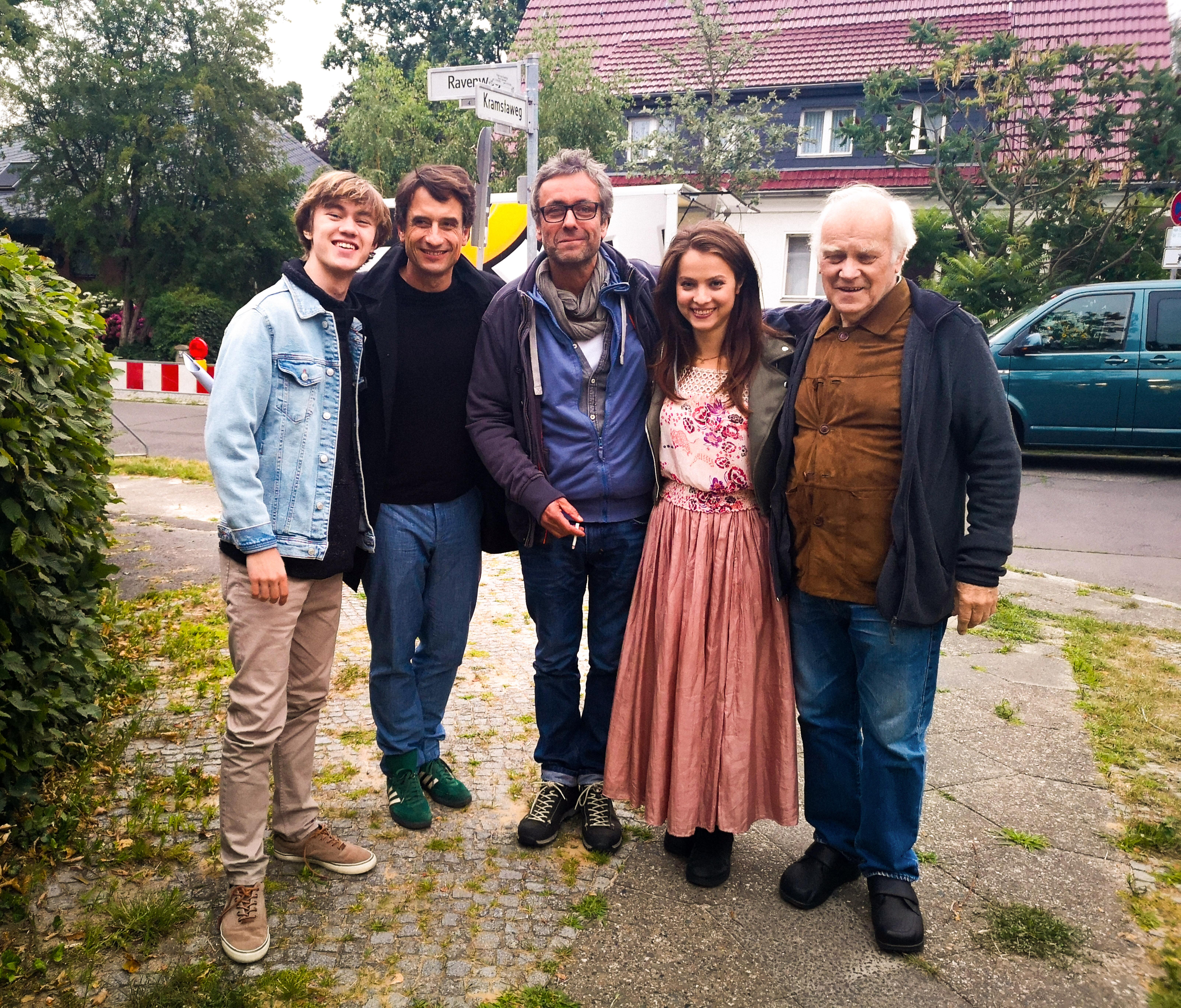 Elina Vildanova - Sommerdreh für eine Komödie