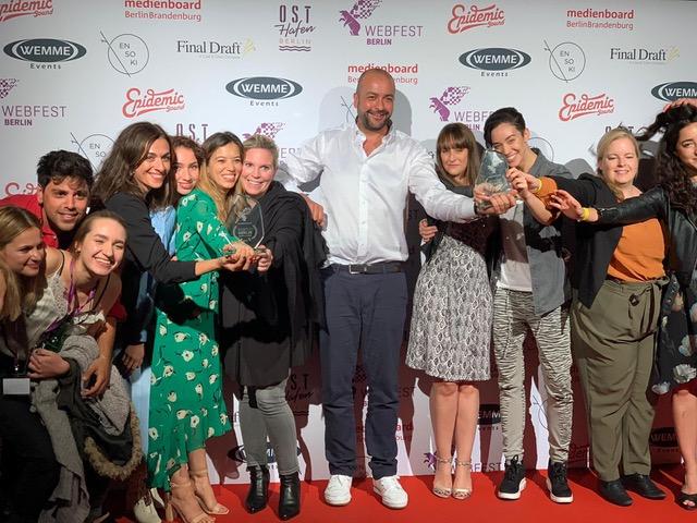 """""""Single Diaries"""" beim Webfest Berlin ausgezeichnet"""
