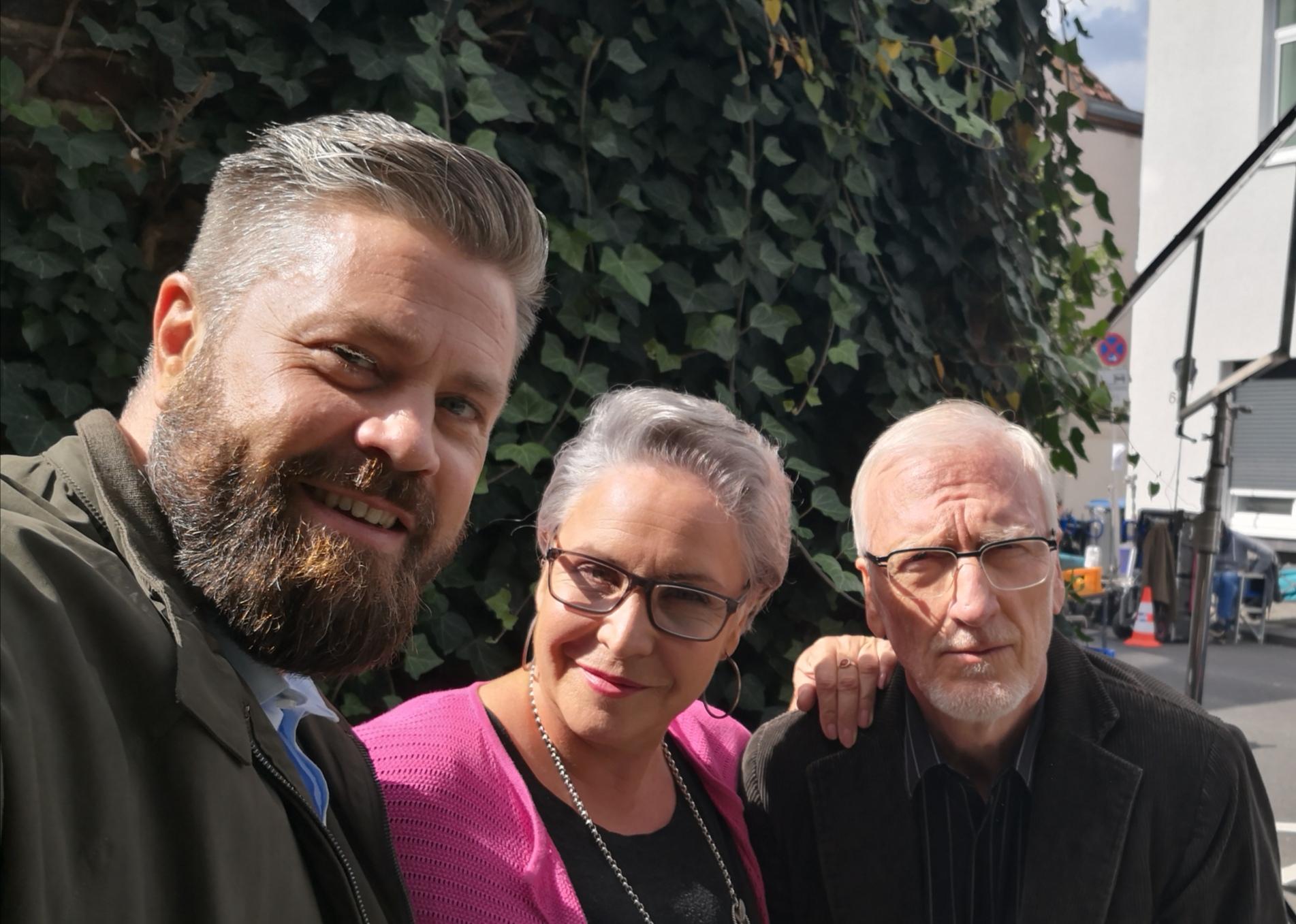 Andreas Birkner dreht ARD-Degeto-Komödie