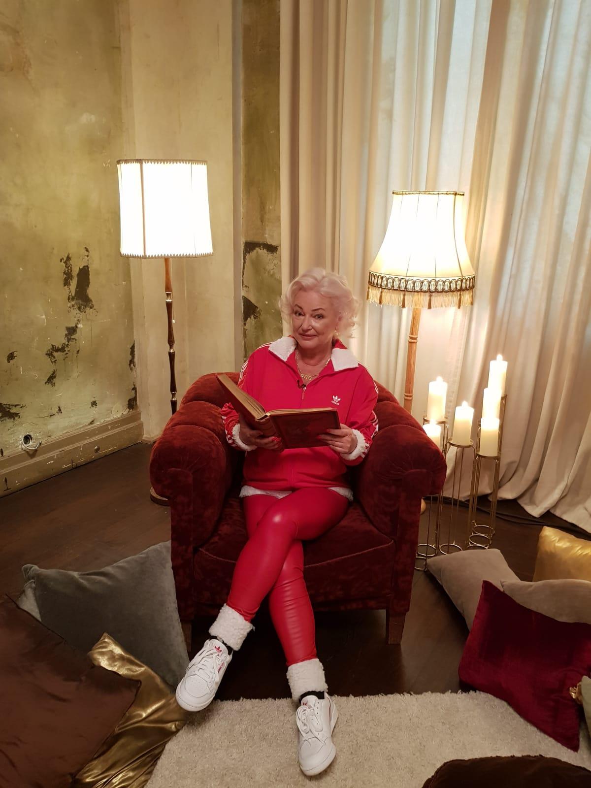 Judith Steinhäuser ist die Exfrau vom Weihnachtsmann