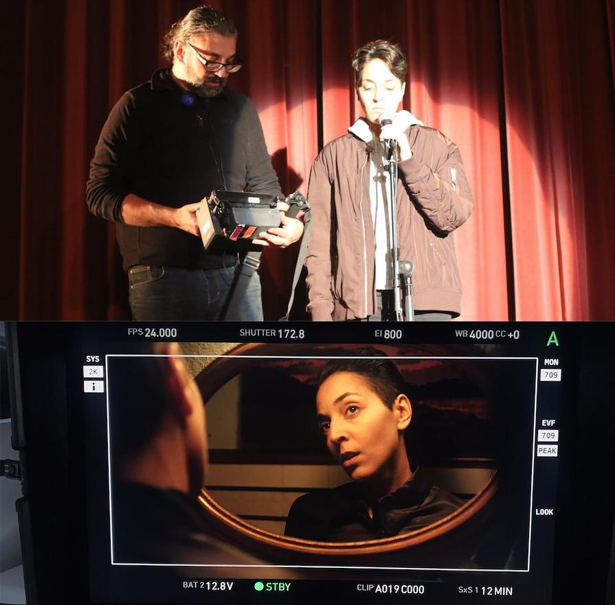 Alexa Benkert in einem mutigen Film