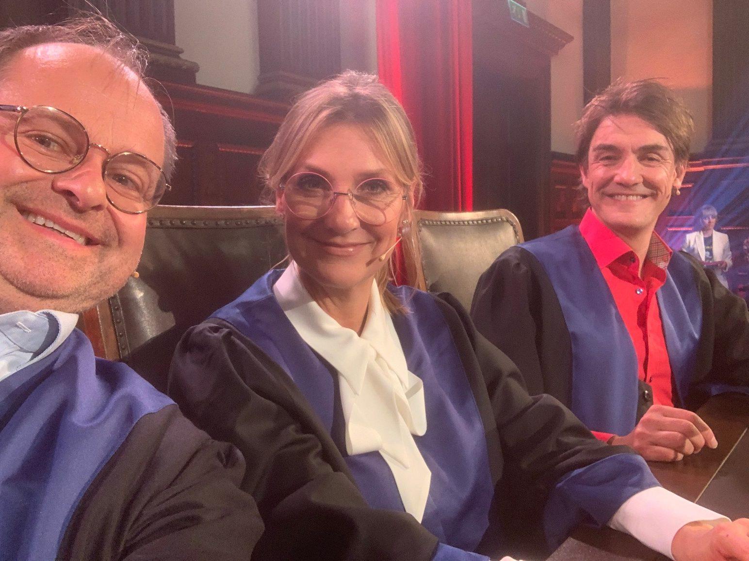 Markus Majowski in einer neuen rbb Comedy Serie mit Jürgen von der Lippe