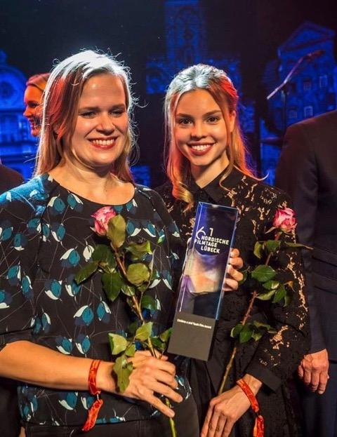 Lea Zoe Voss als Jurorin bei den 61. Nordischen Filmtagen Lübeck