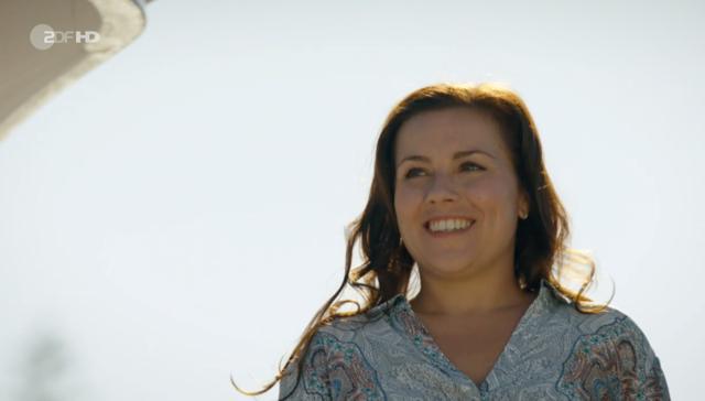 """Neues Showreel Material von Sarah Tkotsch in """"Kreuzfahrt ins Glück"""""""