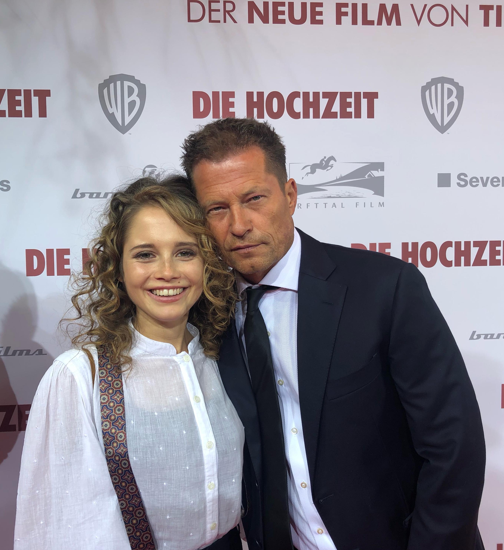 Bianca Nawrath und die Premiere des neuen Til Schweiger Films