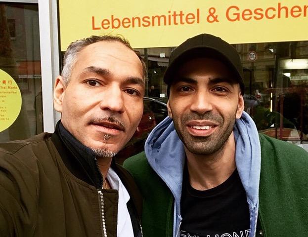 ETHNO (AT) - Raschid Daniel Sidgi dreht für neue WDR Serie
