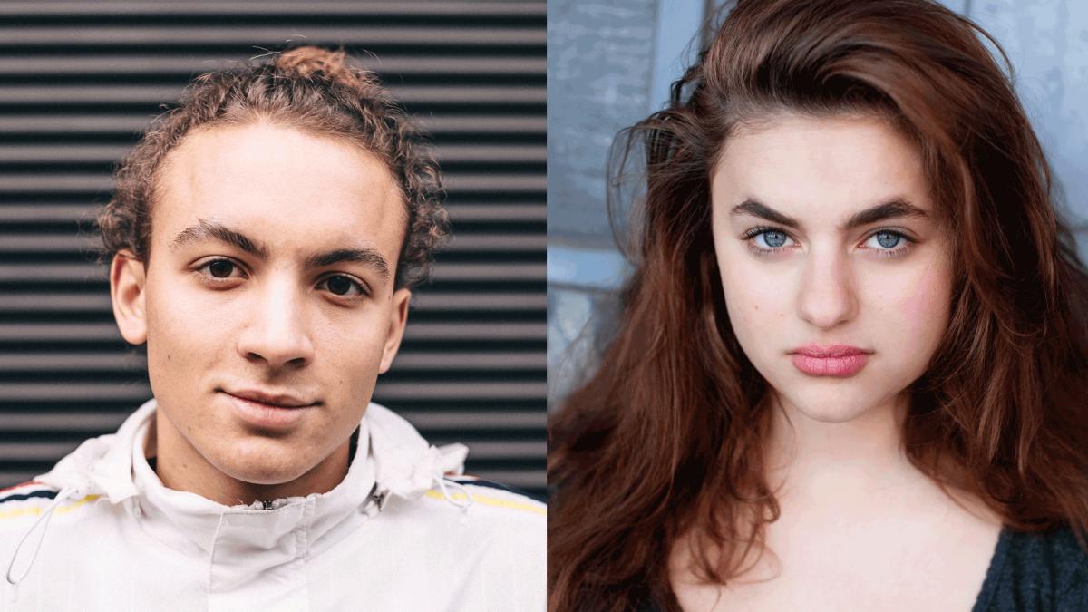 Unser Doppelpack für FRITZIE - Amira Demirkiran und Oskar Redfern