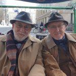 Harald Effenberg und eine sehr erhellende Stadtführung