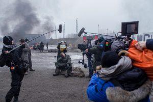 Patrick Joswig in einem russischen Blockbuster