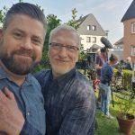 Andreas Birkner hatte viel Spaß beim Dreh in Köln
